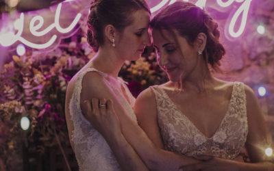 Tendencias de bodas 2020