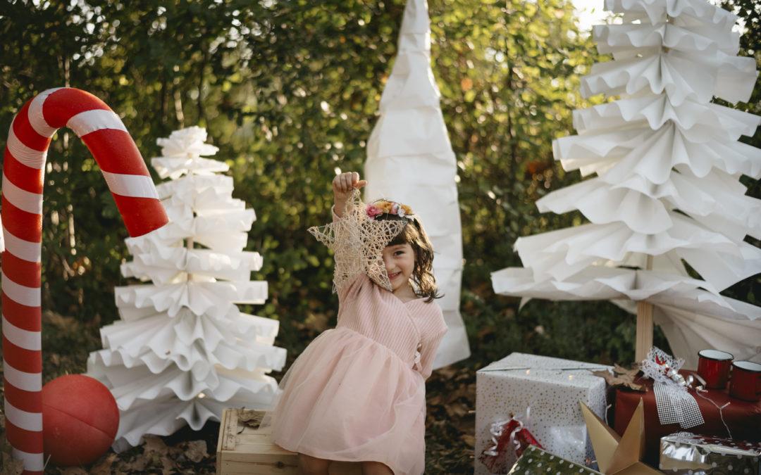 Minisesiones de Navidad
